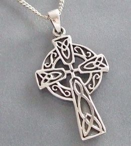 irish cross: I want this on the back of my neck