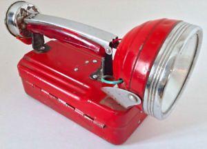 Vintage 1967 Collection. Big Beam Flashlight Beacom No. 164