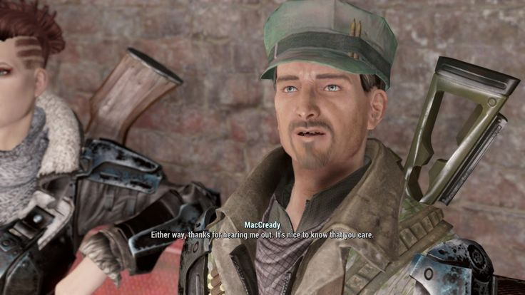 how to get maccready fallout 4