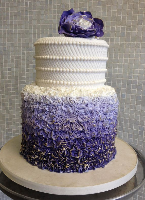 wedding cakes with purple accents 372 best images about summer wedding cakes blogged on 26088