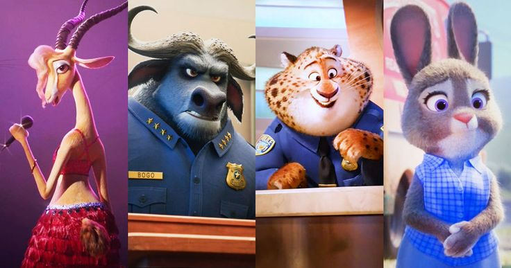 You've got Gazelle's kind heart, Chief Bogo's fairness, Clawhauser's goofiness, and the sensibility of Bonnie Hopps. You believe in doing what's right over what's easiest, and while that may not secure you as Mr./Mrs. Popular, it's hard for anyone to deny their respect for you. You're definitely a principled person, but that doesn't mean you're serious 24/7—in fact, one of your greatest strengths is that you're comfortable being yourself, which can be goofy. : What's Your Zootopia DNA?…