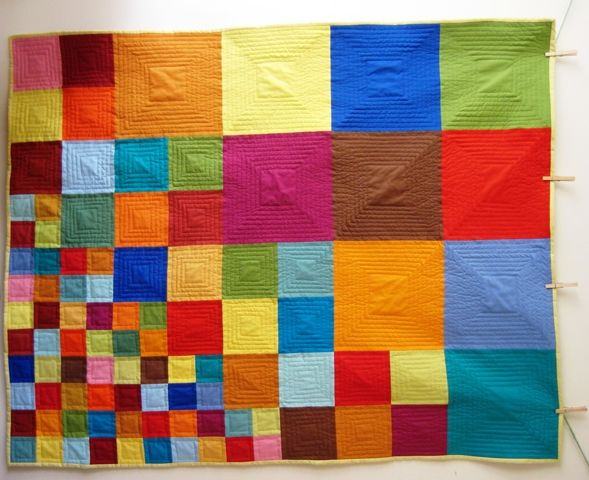 Cool design from Pippa Patchwork... Can someone PLEASE make me this???!?!?