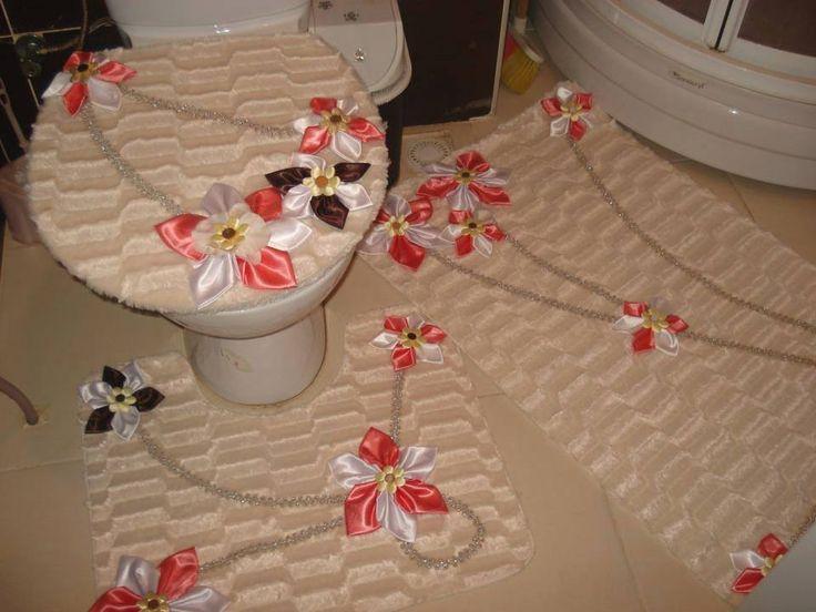 Lenceria De Baño Por Sonia Franco:Más de 1000 imágenes sobre juego de baño en Pinterest