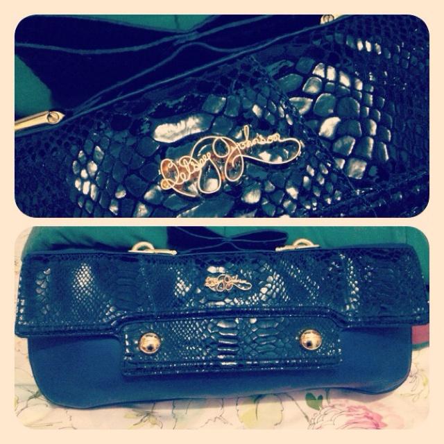 Betsey Johnson's bag.