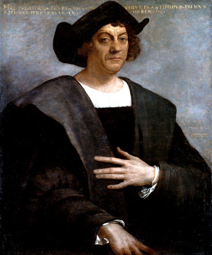 Christopher Columbus (born between October 31, 1450 and October 30, 1451 – 20 May 1506) was an Italian explorer, navigator, and colonizer, born in the Republic of Genoa (Italy). Under the auspices of the Catholic Monarchs of Spain, he completed four voyages across the Atlantic Ocean that led to general European awareness of the American continents. Those voyages, and his efforts to establish permanent settlements on the island of Hispaniola, initiated the Spanish colonization of the New…