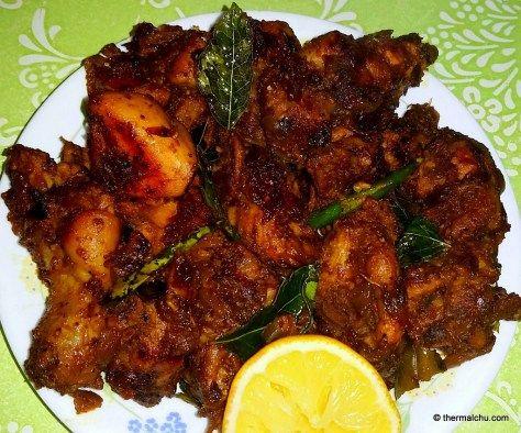 zafrani chicken korma recipe by shireen