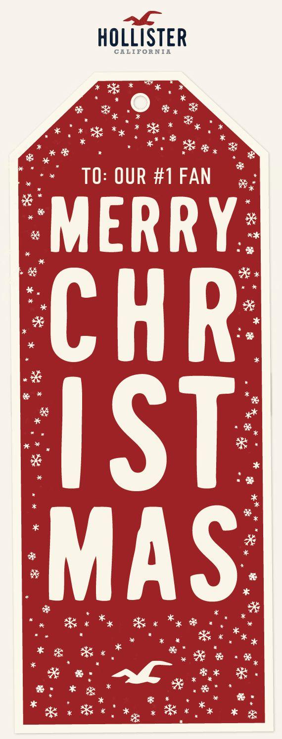 Hollister : Holiday Letter
