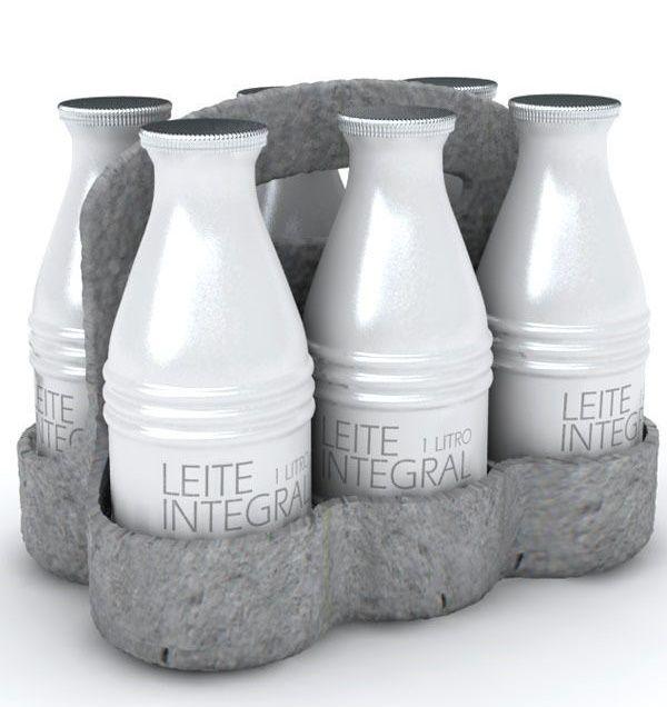 Packaging 37 Diseños De Envases Con Aluminio: ¡Al Diablo La Intolerancia A La Lactosa! Así Sí Tomo Leche