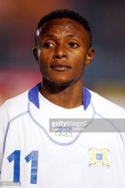Marcel M'Bayo DR Congo