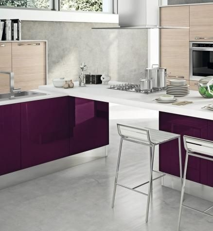 57 best Cucine Lube Salerno images on Pinterest | Kitchen designs ...