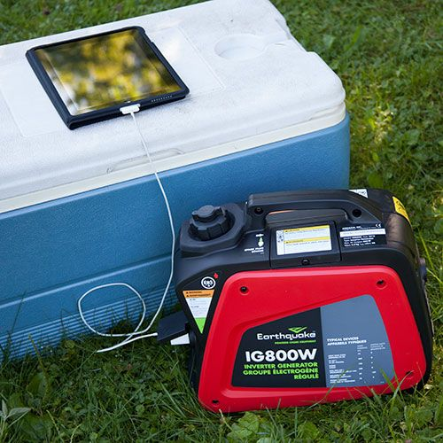 Best Camping Generators | The Tent Air Conditioner