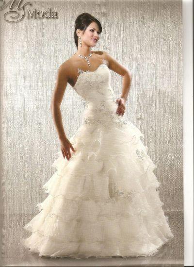 Svatební šaty JULIETTA