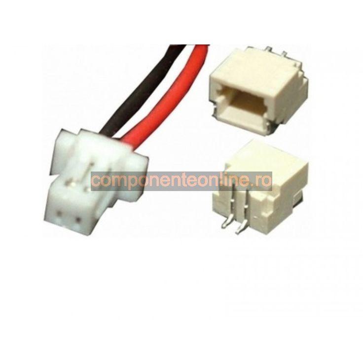 Cablu de semnal, 2 pini, 15cm - 173245