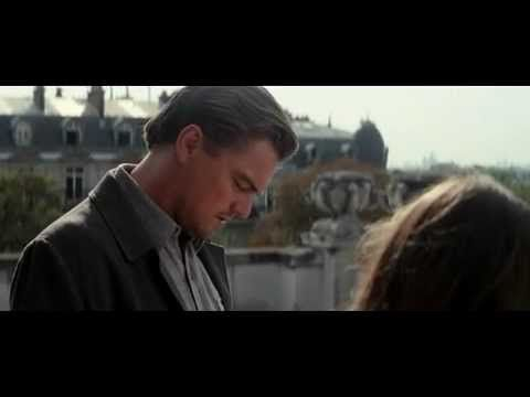 Clip from inception can be used to show interesting scenes that relate to dreams