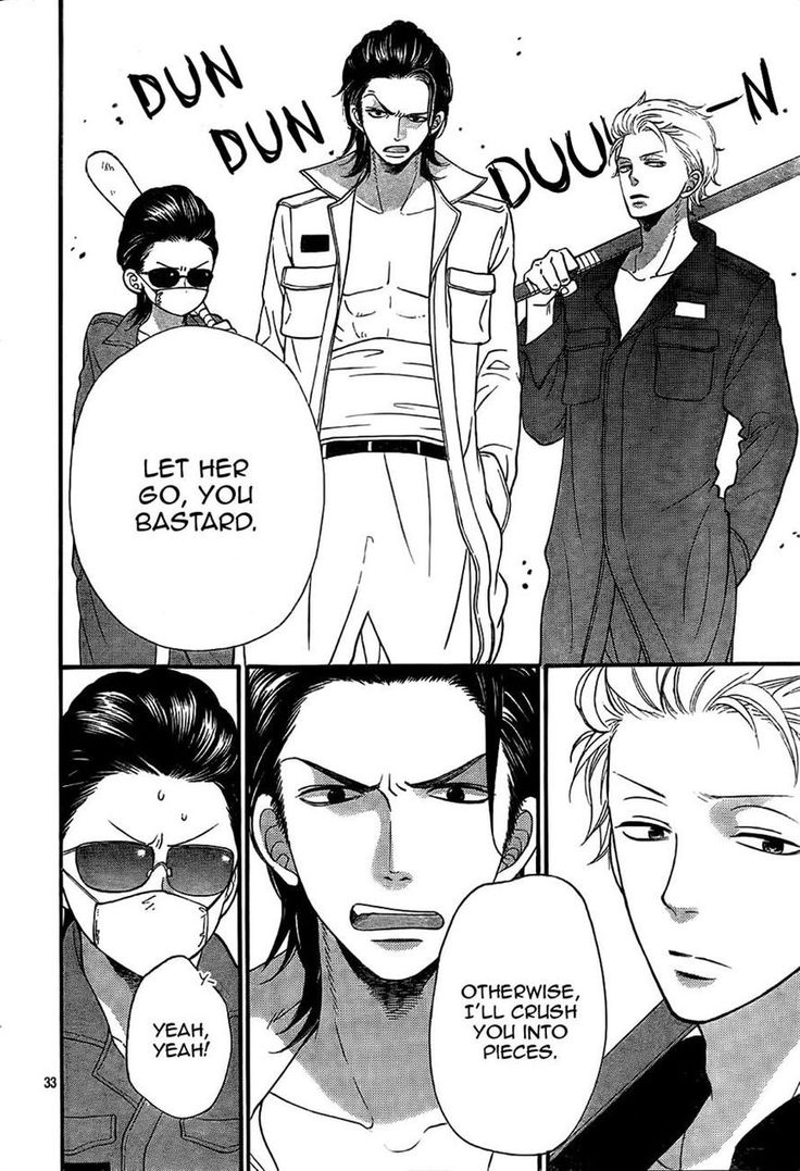Ahhh~ San-chan's friends are rescuing from her stalker by dressing up like this!~ Ookami Shoujo to Kuro Ouji