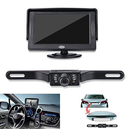 [$26.39 save 29%] #LightningDeal 78% claimed: Backup Camera and Monitor Kit For CarUniversal Waterproof Rear-vi... #LavaHot http://www.lavahotdeals.com/us/cheap/lightningdeal-77-claimed-backup-camera-monitor-kit-caruniversal/221423?utm_source=pinterest&utm_medium=rss&utm_campaign=at_lavahotdealsus
