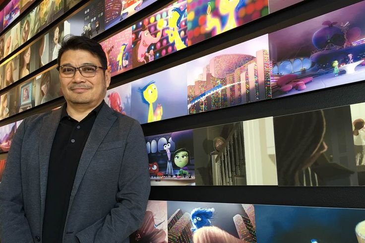 Pixar's Ronnie del Carmen immigrated to the United States following the People Power Revolution in the Philippines. On Sunday, he may win an Oscar.