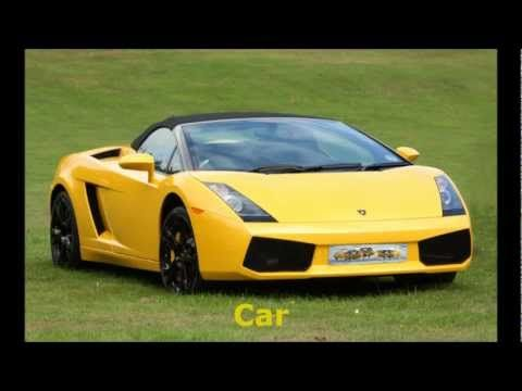 Sports Cars Luxury >> Transportation Sounds - Photos and Sounds of Vehicles - YouTube | Evan's videos | Pinterest ...