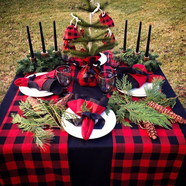 649 Best Images About Christmas Centerpieces Tablescapes