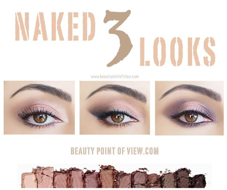 Hello beauties! As promised, I've been putting the Urban Decay Naked 3 palette to the test. To show the versatility of the palette, I did 3 looks from the most…