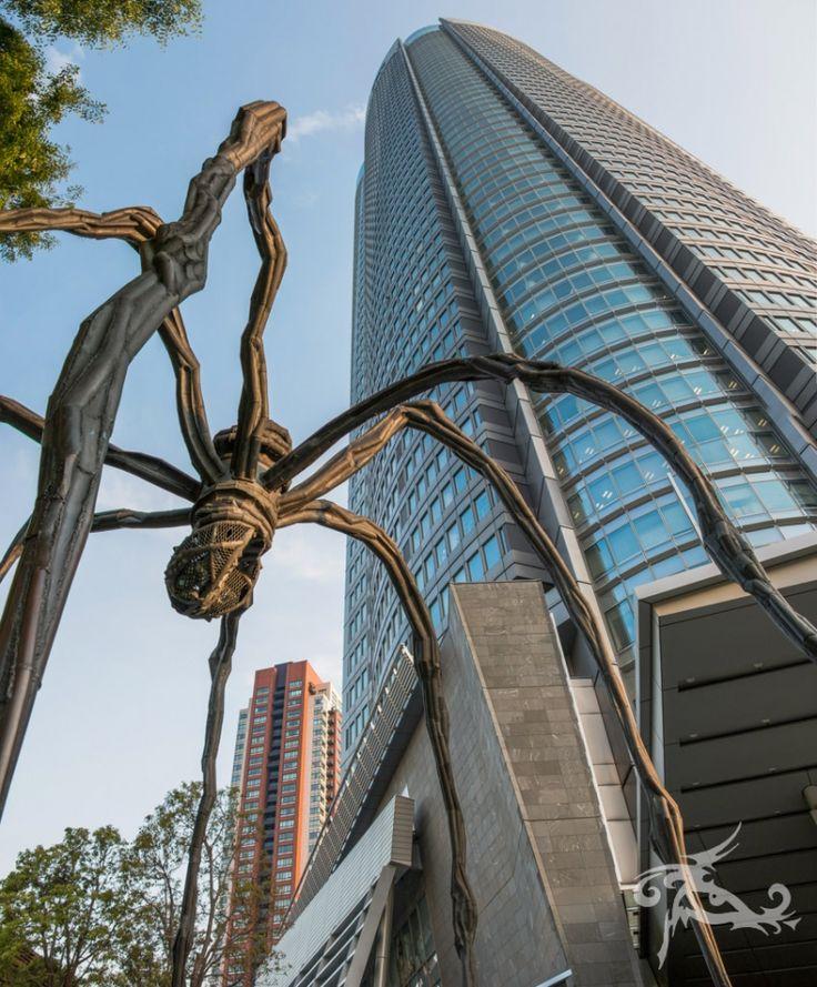 Japan / Tag 4 / Tokyo / Maid-Cafe und Megabauten