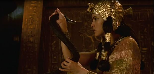 sex and rome the story of cleopatra A roman could not pry apart the exotic and the erotic cleopatra was a stand-in for the occult, alchemical east, for her sinuous, sensuous land, as perverse and original as its astonishment of a.
