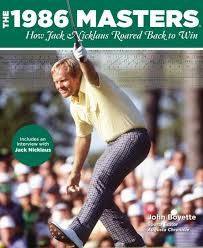 Image result for jack nicklaus masters