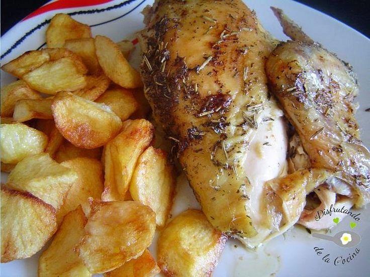 5 recetas de pollo asado más un truco para que te quede perfecto