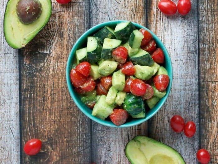 4 причины не смешивать в салате огурцы и помидоры