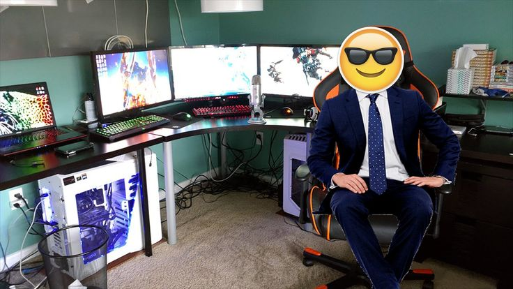 MY NEW GAMING SETUP AND CHANNEL