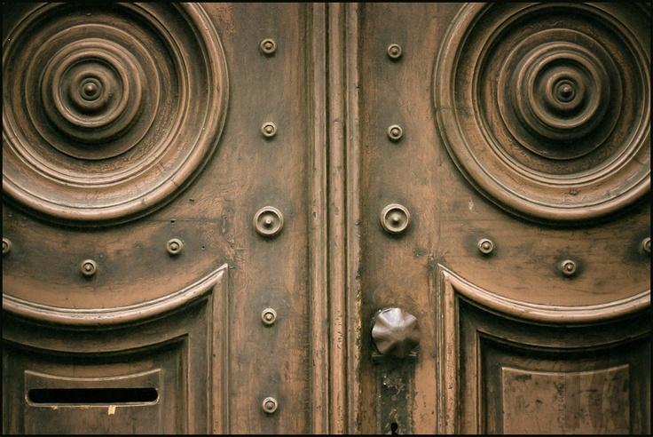 Some doors seem to have spirit