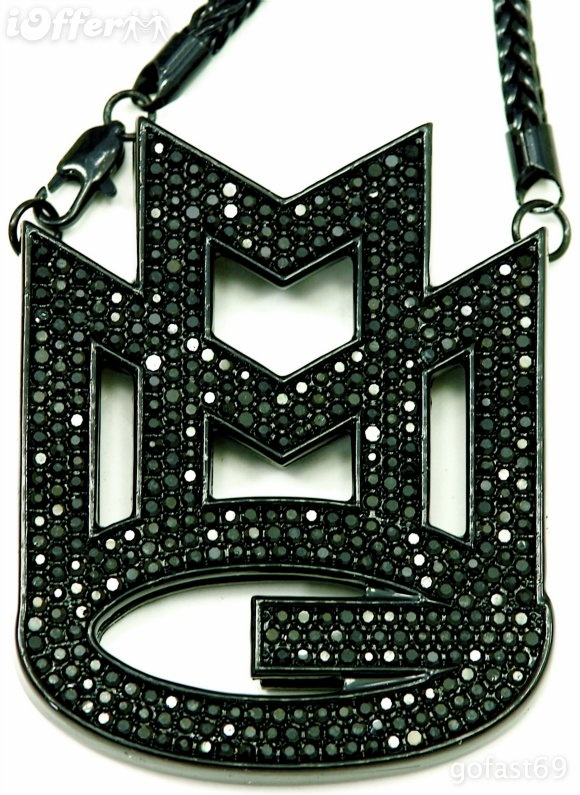 Mmg Black Diamond Chain Maybach Music Group Pinterest