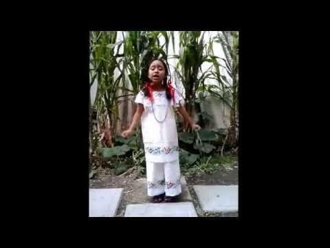 HIMNO NACIONAL EN NÁHUATL, ZACATIPA HUAUTLA HIDALGO - YouTube