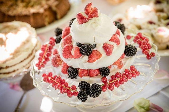 #dessert #fruit #bruiloft #italie Trouwen met een Italiaans tintje | ThePerfectWedding.nl | Fotocredit: Eppel Fotografie