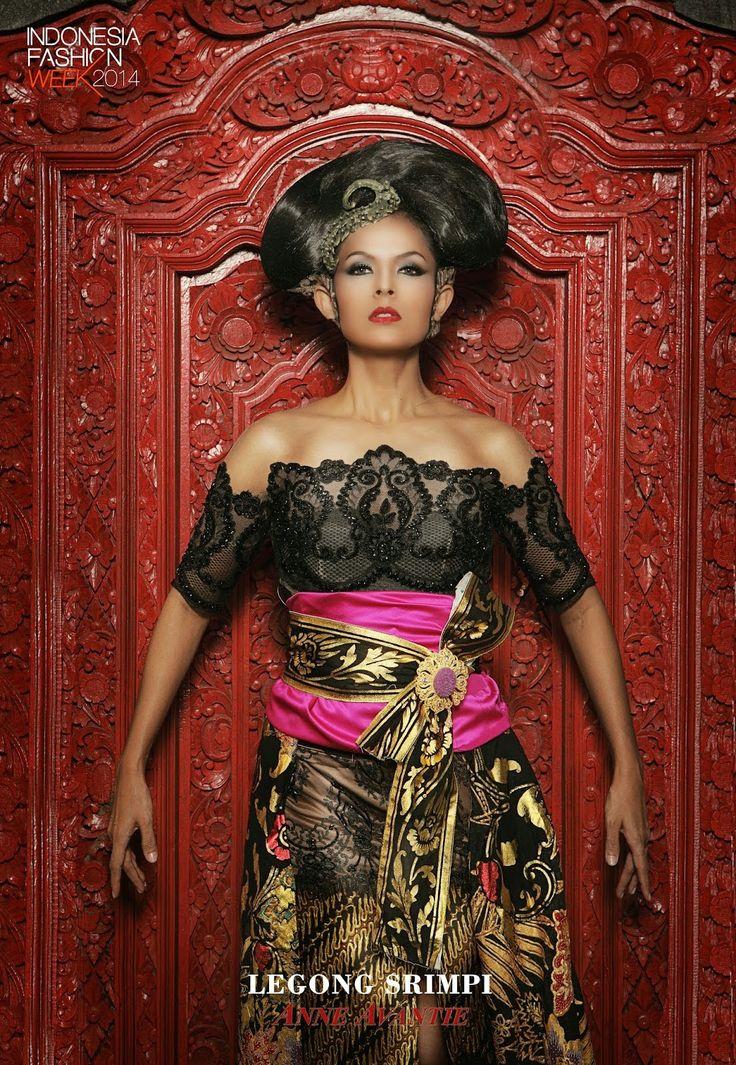 Kebaya Indonesia ,  Legong Srimpi ,  Designed by Anne Avantie  https://www.facebook.com/Krisna-WRDN-Photography-524542441040362/ https://www.instagram.com/krisnawrdn/ https://www.krisnawrdn.com