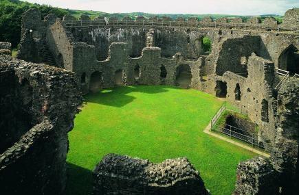 Restormel Castle | Lostwithiel Cornwall | English Heritage