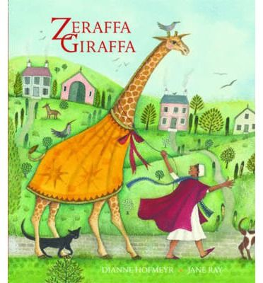 This is the astonishing true story of Zeraffa, a giraffe who was sent as a gift from Egypt to France in 1826. A young boy, Atir, takes care of Zeraffa on her epic journey and the sailors sing songs as she gazes down at them. In France, Atir leads her through the countryside, and thousands of people marvel at Zeraffa. Paris falls in love with Zeraffa.