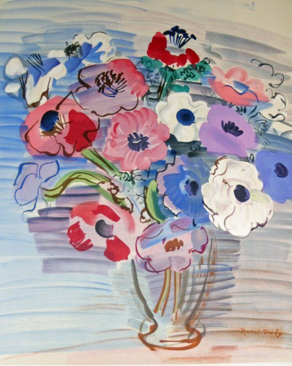 141 best raoul dufy (1877-1953) images on pinterest | raoul dufy