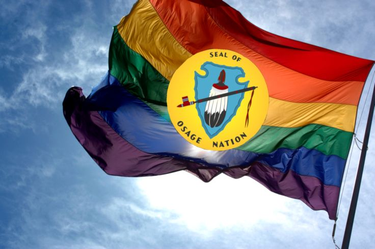 """Date: March 20, 2017 OSAGE NATION VOTES 'YES' FOR GAY MARRIAGE  By Benny Polacca http://osagenews.org/en/article/2017/03/20/osage-nation-votes-yes-gay-marriage/ Shouts of joy and hugs were abundant after the results of the Osage Nation's 2017 Special Election were announced. In a historic vote, Osages voted """"yes"""" by referendum to recognize gay marriage by law. It is the first ON election where a legislative…"""