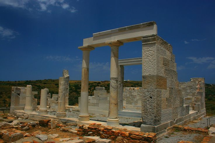 Temple of Dimitra, #Culture #History #Naxos