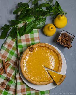 Интуитивная кухня: Тыквенный пирог (версия с апельсином)