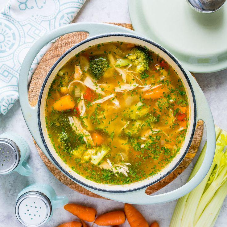 Самые эффективные суповые диеты