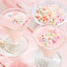 Marshmallow-shake