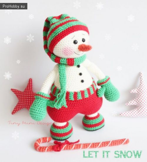 Снеговик Гномус