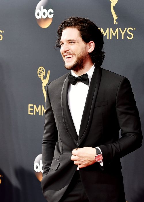 "kit-harington: "" Kit Harington attends the 68th Annual Primetime Emmy Awards at Microsoft Theater on September 18, 2016 in Los Angeles, California. """