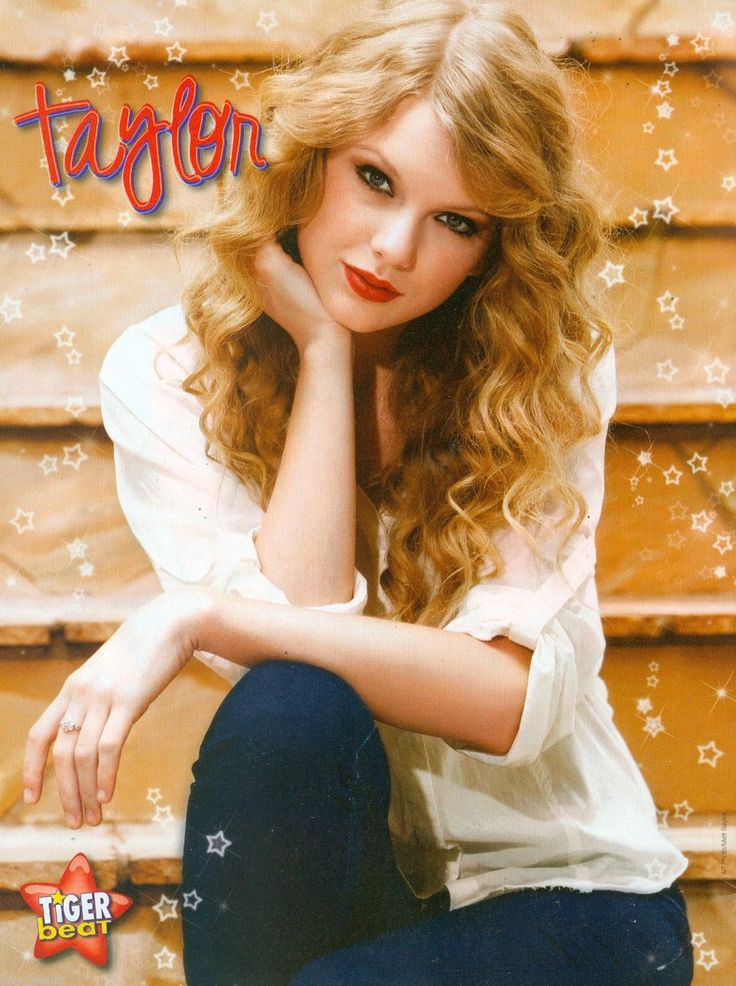 Taylor Swift (Tiger Beat)