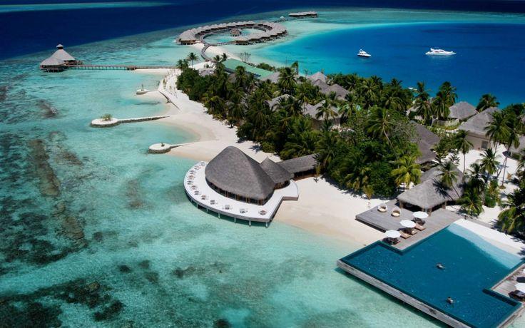 Wallpaper Cazare In Maldive