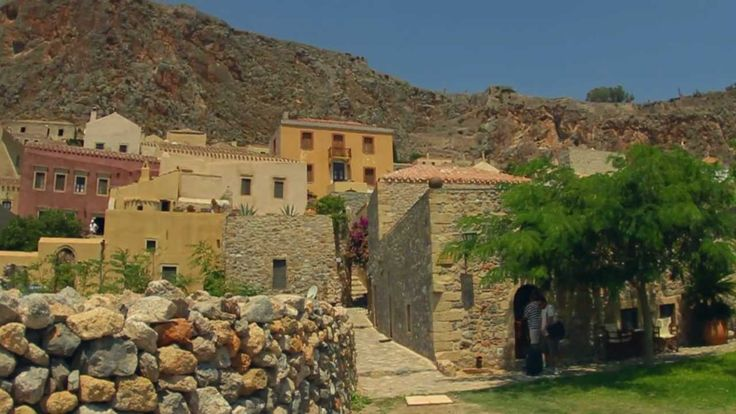 VISIT GREECE| Monemvasia