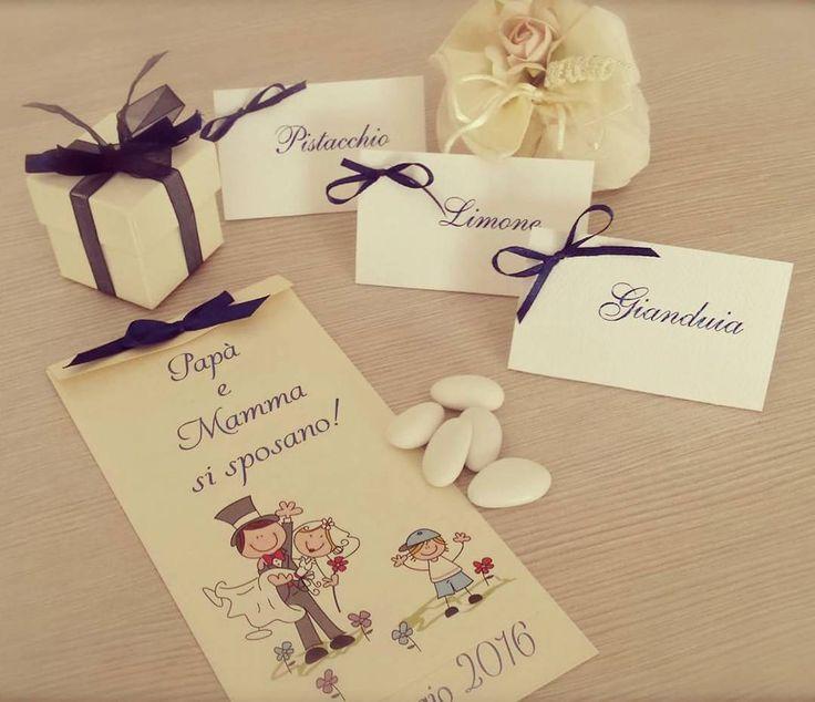Partecipazione di nozze PERSONALIZZATA: gli sposini disegnati sull'invito sono simpatiche caricature dei futuri sposi  #wedding #nozze #confetti #bomboniere #castelgoffredo #sposi #avatar