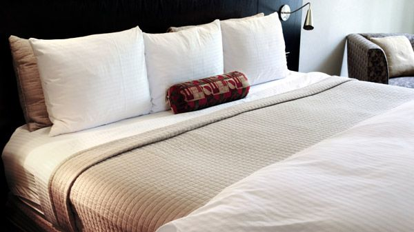 How often should you wash your sheets? Check out our Bedding 101 lesson to find out.